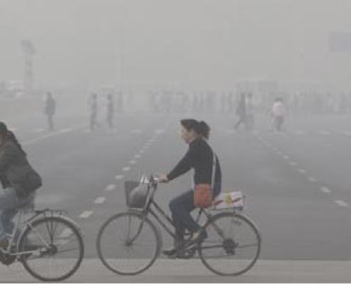 inquinamento record cina