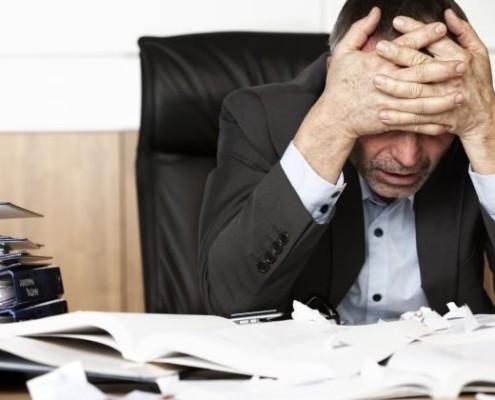 stress lavoro cover