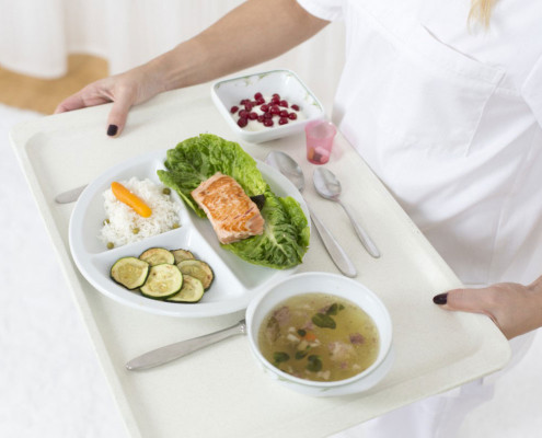 Alimentazione negli ospedali